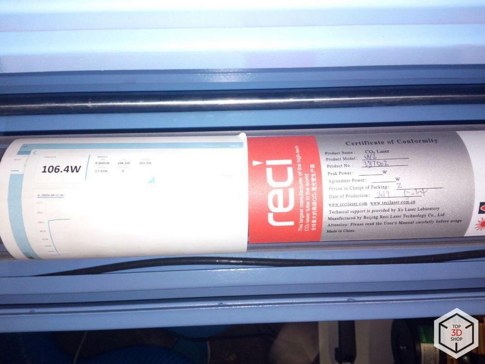 Обзор лазерного гравера LaserSolid 690 - 3