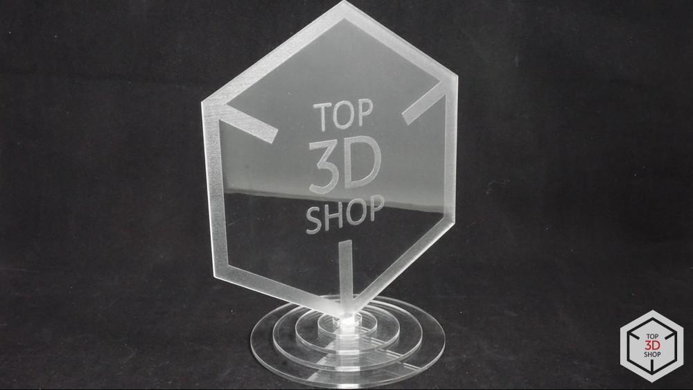Обзор лазерного гравера LaserSolid 690 - 31