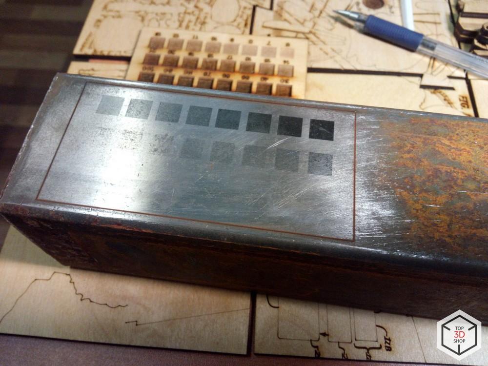 Обзор лазерного гравера LaserSolid 690 - 36