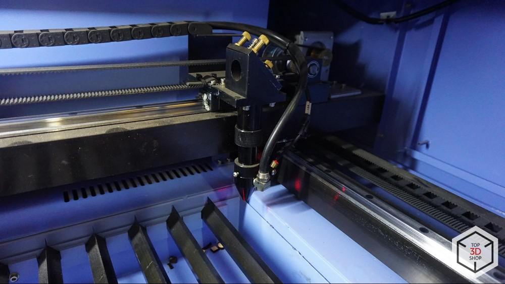 Обзор лазерного гравера LaserSolid 690 - 4