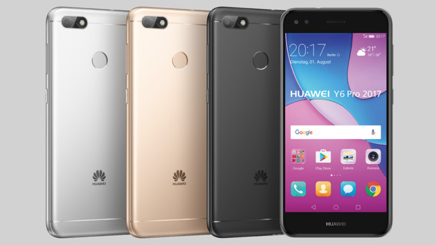 Huawei оснастила смартфон Y6 Pro (2017) SoC Snapdragon 425