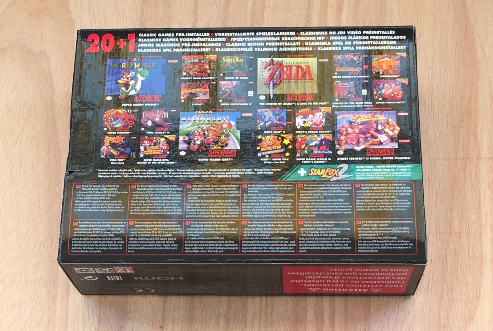 SNES Classic MinI — обзор новой «ретро» приставки от Nintendo - 2