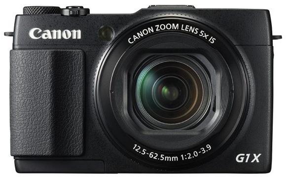 Canon PowerShot G1 X Mark II скоро встретит приемника