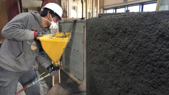 Появился бетон, устойчивый к землетрясениям