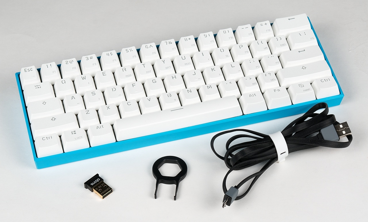 Выбираем и собираем 60% клавиатуру - 7