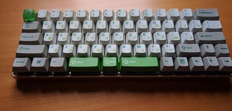 Выбираем и собираем 60% клавиатуру - 8