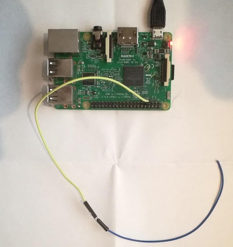 Передаем радиосигналы с помощью Raspberry Pi: тестирование - 2