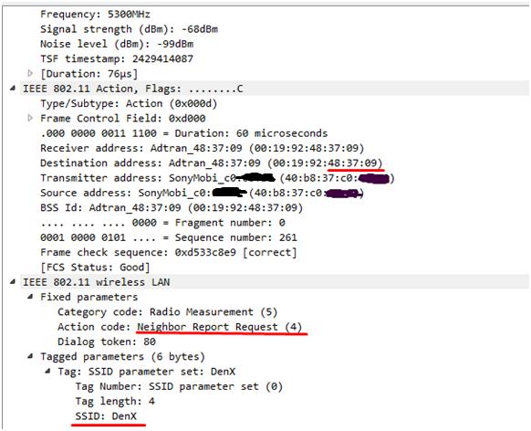 Роуминг в сетях WiFi — 802.11i-r-k-v-OKC, что нам действительно нужно и как это распознать - 3