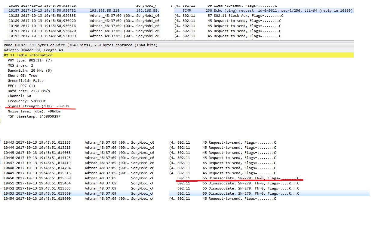 Роуминг в сетях WiFi — 802.11i-r-k-v-OKC, что нам действительно нужно и как это распознать - 7