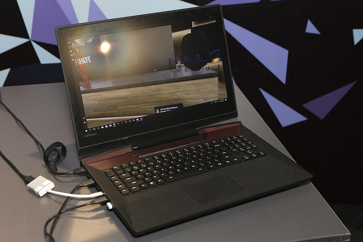 Lenovo Explorer и Microsoft Mixed Reality: виртуальная реальность для всех - 10