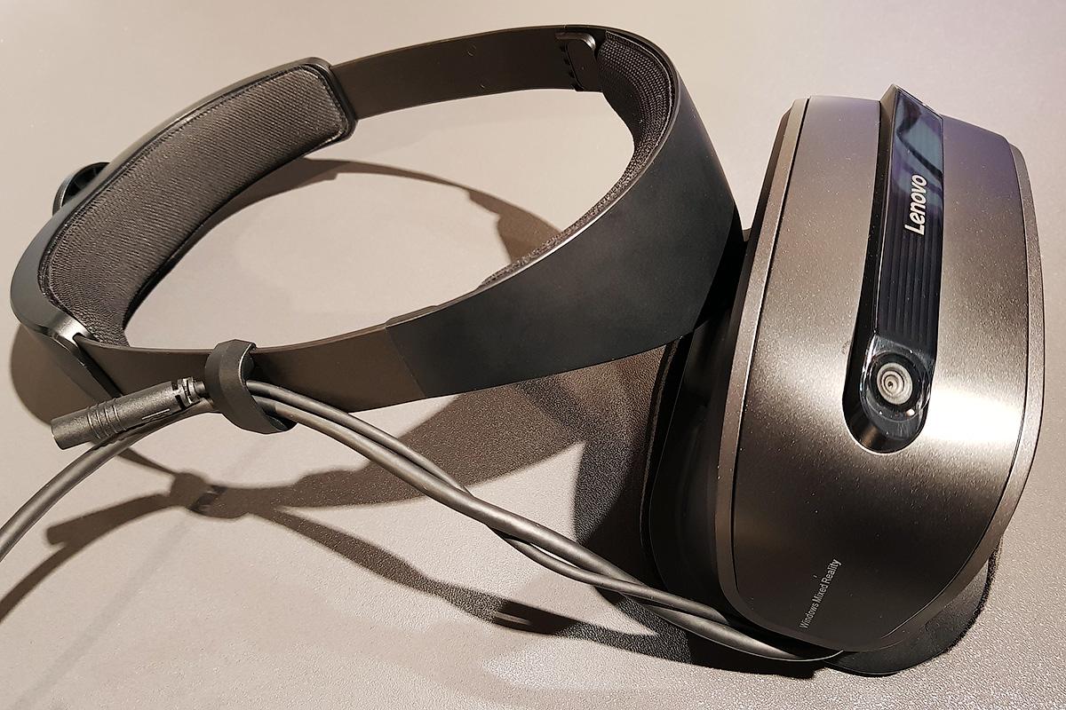 Lenovo Explorer и Microsoft Mixed Reality: виртуальная реальность для всех - 4