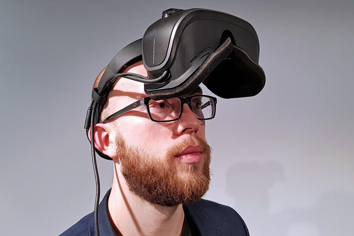 Lenovo Explorer и Microsoft Mixed Reality: виртуальная реальность для всех - 8