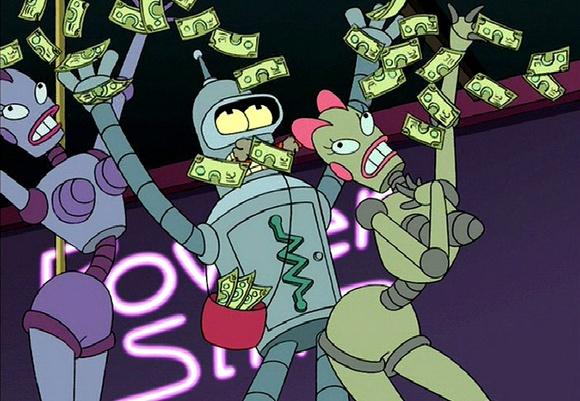 Machine Learning: где деньги лежат? - 1