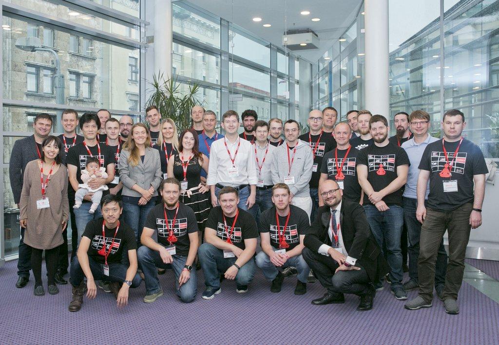 Zabbix конференция 2017: как прошёл день второй - 12