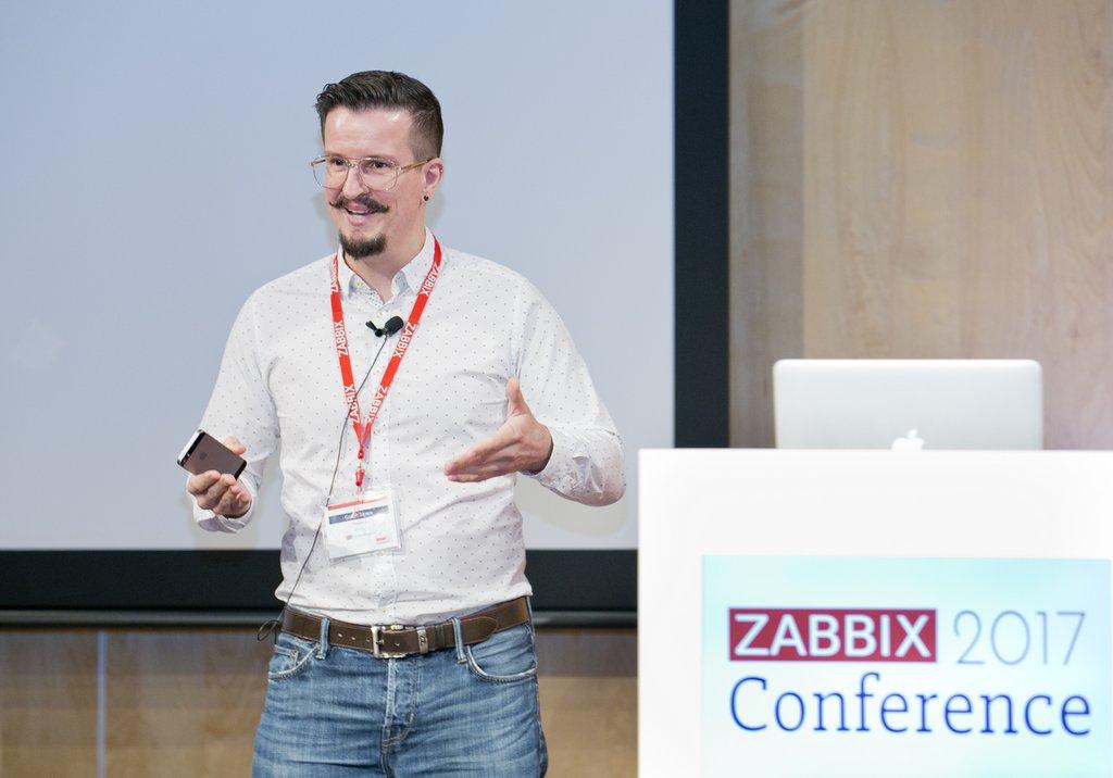Zabbix конференция 2017: как прошёл день второй - 2