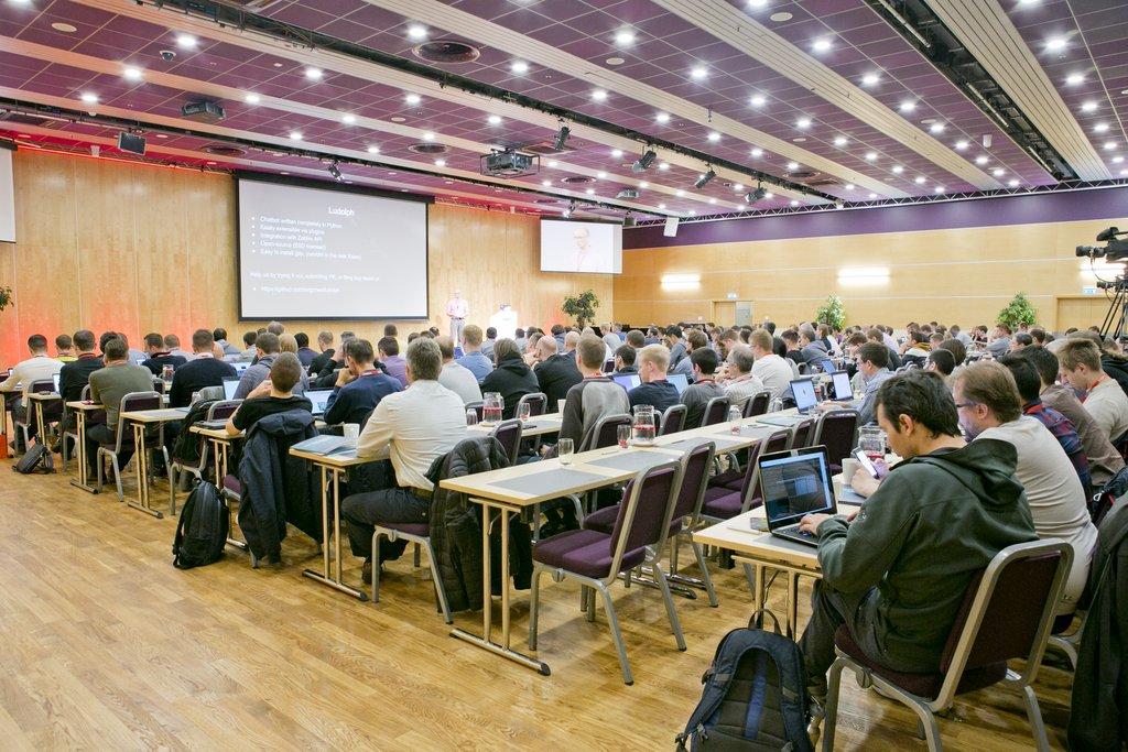 Zabbix конференция 2017: как прошёл день второй - 1