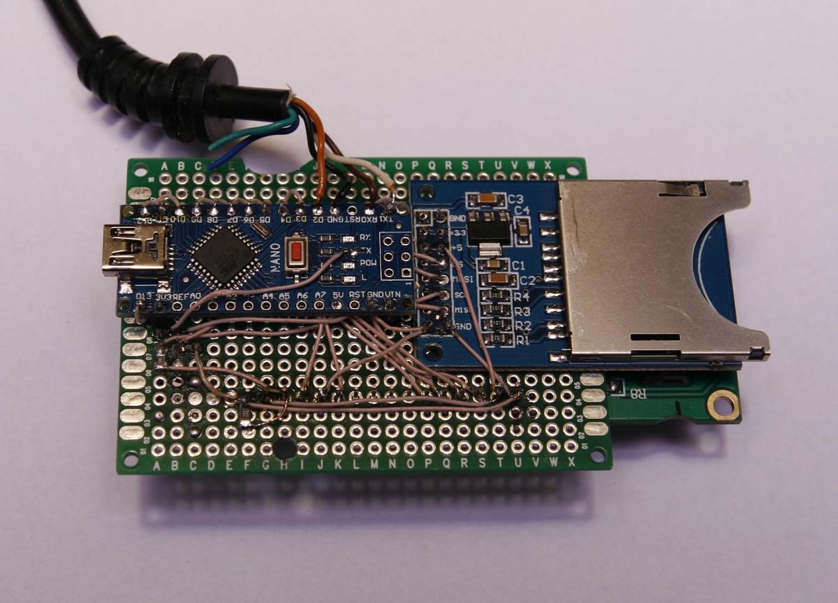 Эмулятор дисковода для Atari на Arduino - 4
