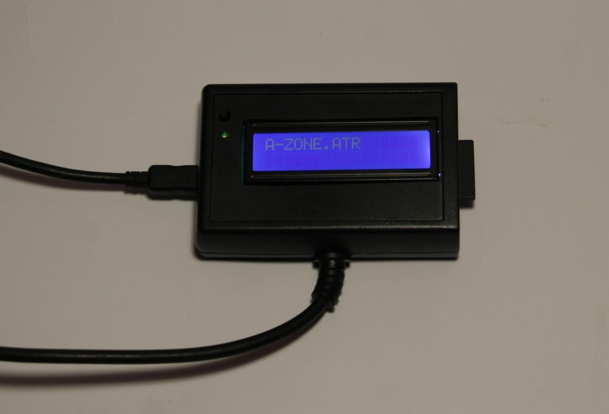 Эмулятор дисковода для Atari на Arduino - 7
