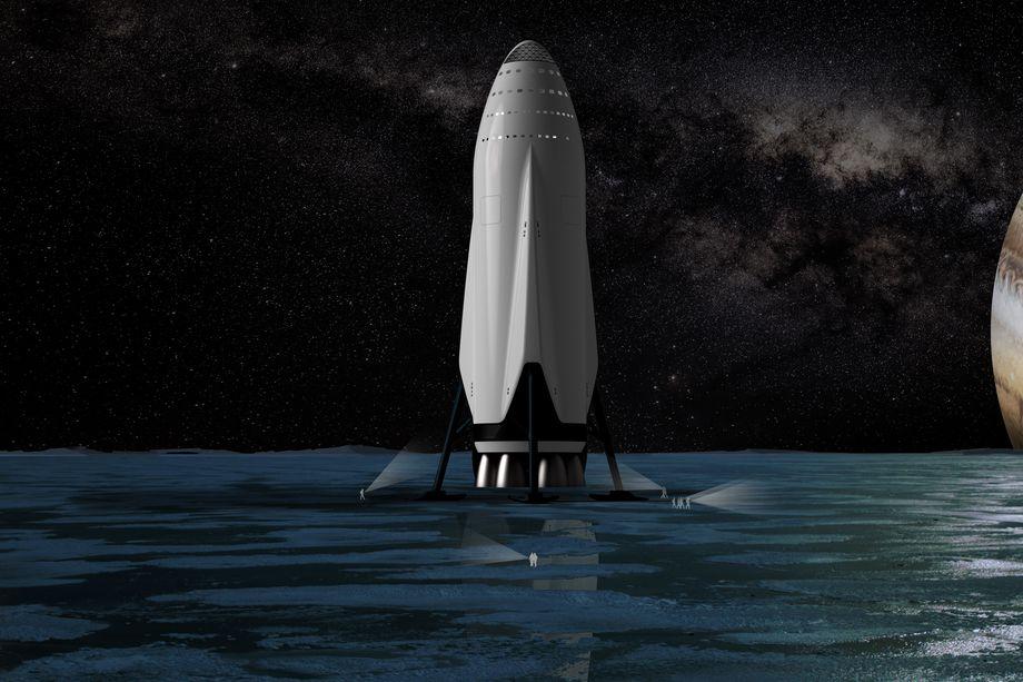 Илон Маск рассказал о полете на Марс и межпланетной транспортной системе - 3