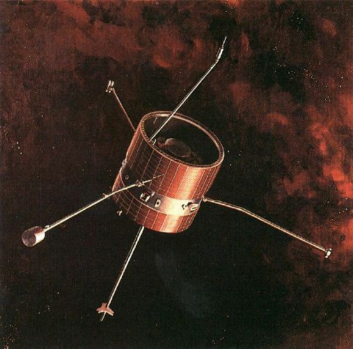 «Жизнь со звездой» — часть 3: аппараты следящие за Солнцем - 5