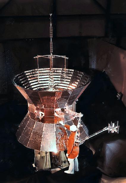 «Жизнь со звездой» — часть 3: аппараты следящие за Солнцем - 6