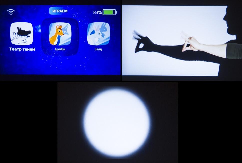 Карманный проектор Cinemood Storyteller: детский кинотеатр на ладони - 12