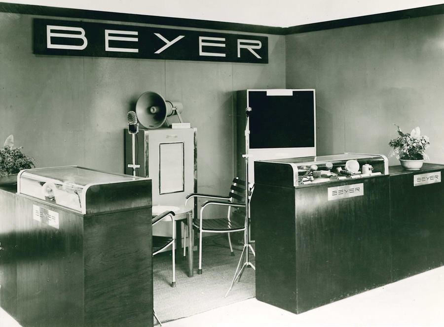 Личность и звук: Eugen Beyer — человек, который всегда смотрел в будущее - 3