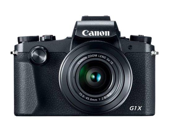 Новая камера PowerShot G1 X Mark III будет доступна в следующем месяце