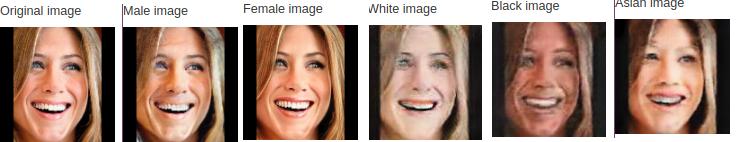 Смена пола и расы на селфи с помощью нейросетей - 35
