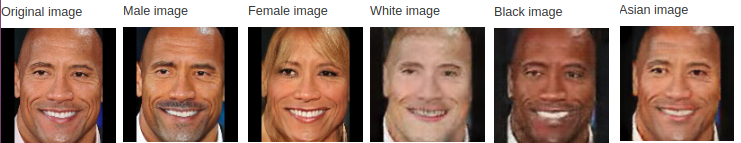 Смена пола и расы на селфи с помощью нейросетей - 36