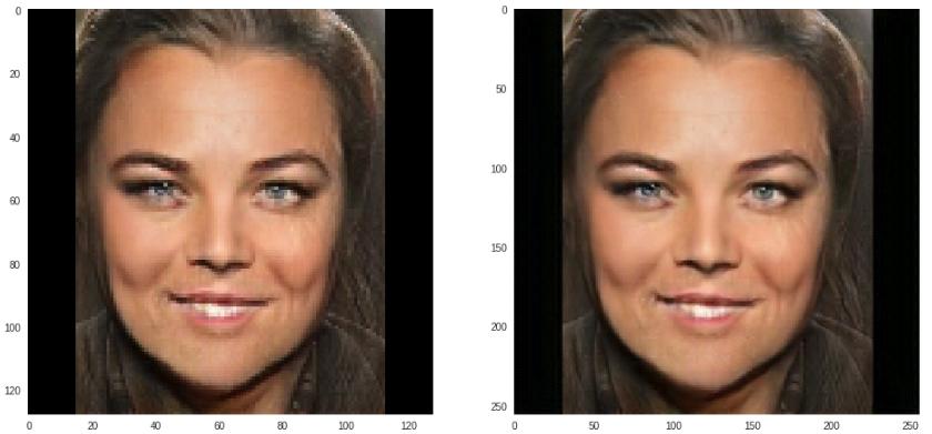 Смена пола и расы на селфи с помощью нейросетей - 45
