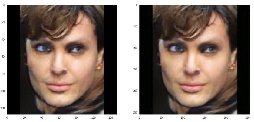 Смена пола и расы на селфи с помощью нейросетей - 46