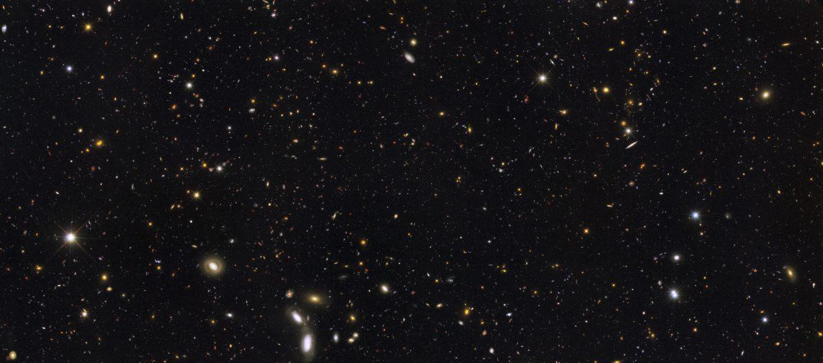 Спросите Итана: есть ли у Вселенной центр? - 1