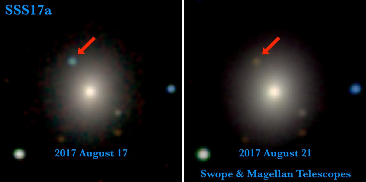 Впервые зарегистрированы гравитационные волны от слияния нейтронных звезд — и свет от них - 5