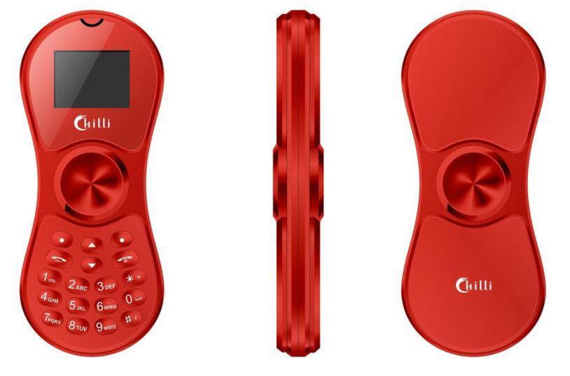 Chilli International предлагает спиннер-телефон за $17