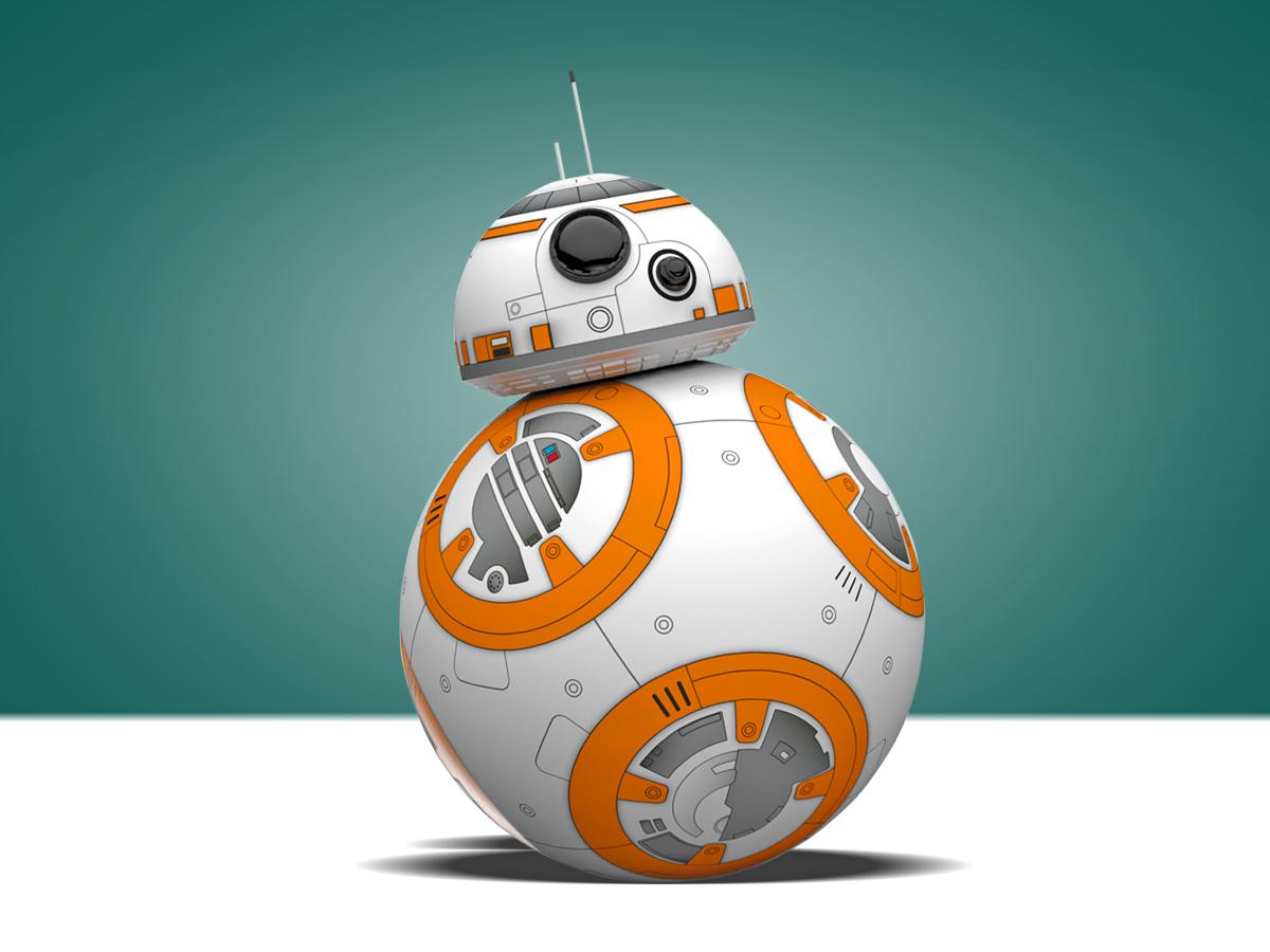 Обучаемся робототехнике и началам программирования при помощи дроидов из «Звездных войн» и конструкторов - 2