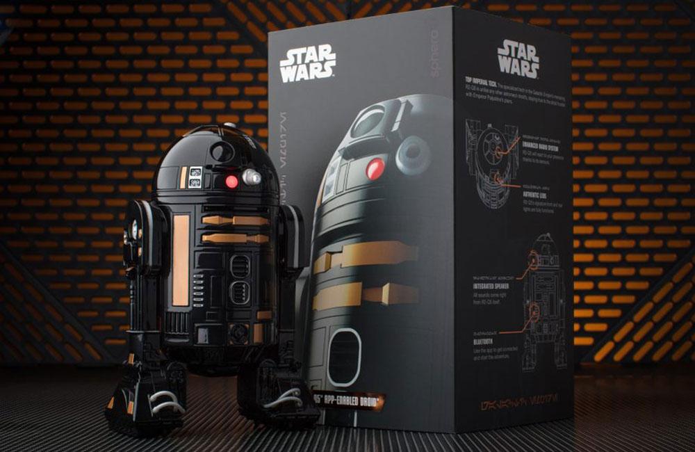 Обучаемся робототехнике и началам программирования при помощи дроидов из «Звездных войн» и конструкторов - 5