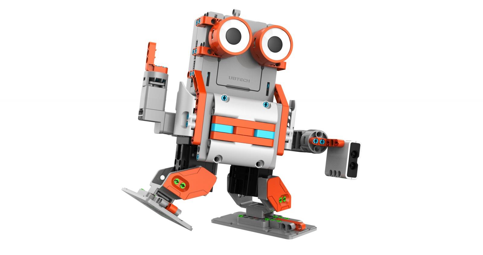 Обучаемся робототехнике и началам программирования при помощи дроидов из «Звездных войн» и конструкторов - 1