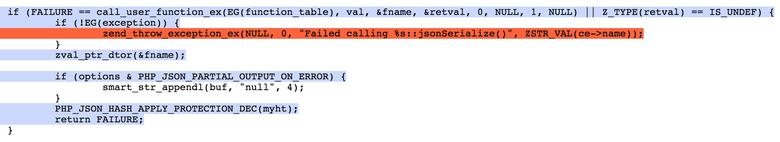 Поиск и исправление багов в исходниках PHP - 2