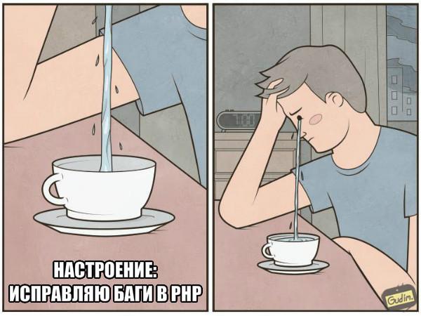 Поиск и исправление багов в исходниках PHP - 1