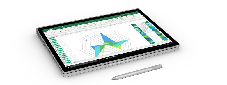 Ноутбук Microsoft Surface Book 2 доступен в двух модификациях