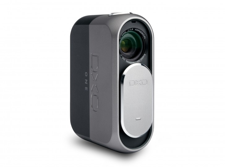 Внешняя камера DxO One для Android будет представлена 2 ноября, версия для iPhone получила новые возможности