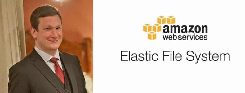 Amazon EFS работает быстрее, когда там много данных - 1