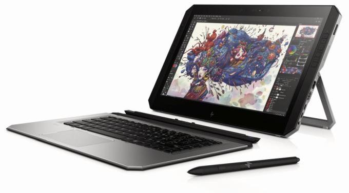 HP ZBook x2 — недешевый планшет с экраном разрешением 4K, GPU Nvidia и CPU Core i7 для профессионалов - 1