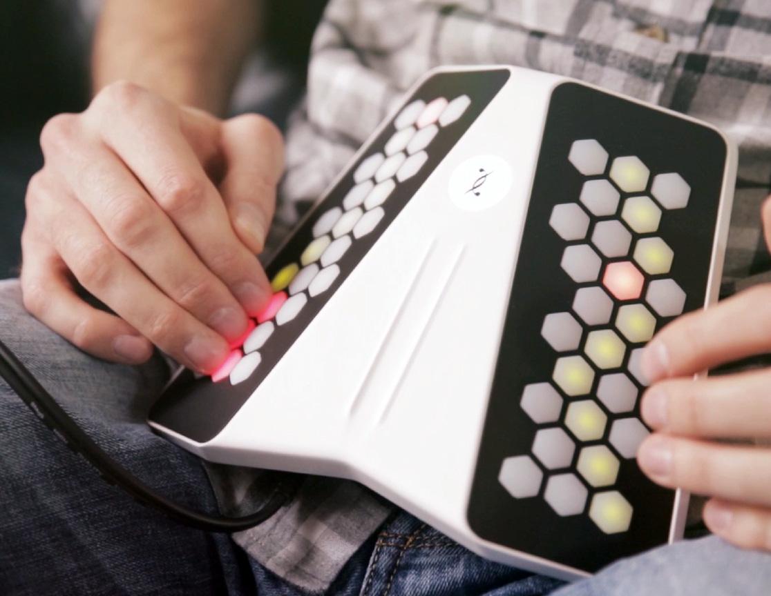 Музыкальное будущее: футуристические инструменты, которые можно купить уже сейчас - 10