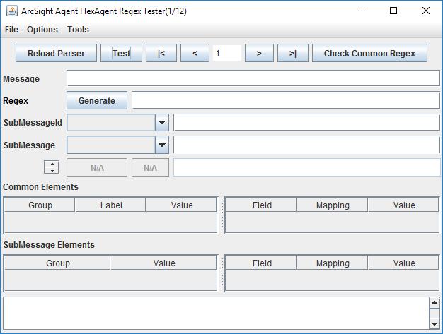 Пишем Arcsight FlexConnector. Log File - 10