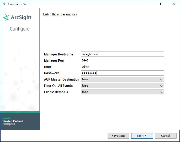 Пишем Arcsight FlexConnector. Log File - 4