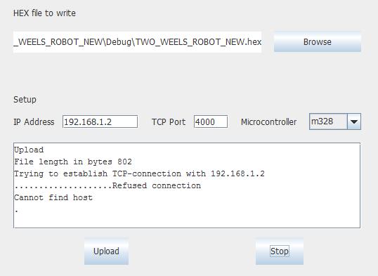Программирование и обмен данными с «ARDUINO» по WI-FI посредством ESP8266 Часть Вторая - 11
