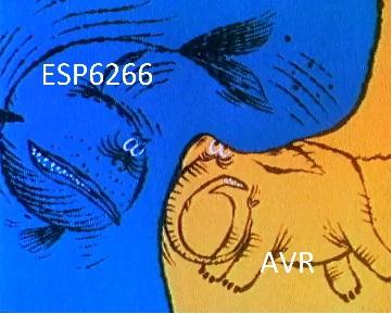 Программирование и обмен данными с «ARDUINO» по WI-FI посредством ESP8266 Часть Вторая - 15