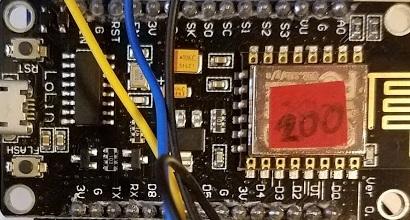 Программирование и обмен данными с «ARDUINO» по WI-FI посредством ESP8266 Часть Вторая - 8